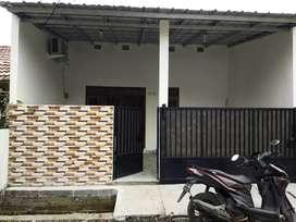 Jual rumah second full renovasi