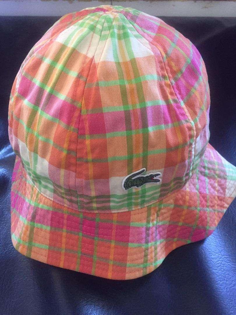 Lacoste bucket hat 0
