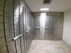 Safe deposit box brankas
