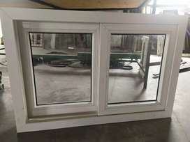 All types aluminium &glass works sliding windows  and office partition