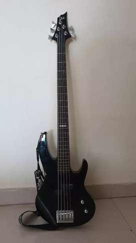 ESP LTD 5 string Bass Guitar