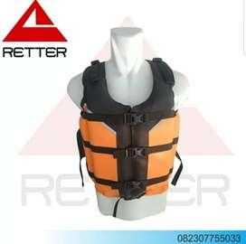 Baju pelampung / life jacket Rompi Pelampung Rafting Dewasa