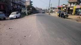 75L/kattha(1200sqft),100% Commercial Corner Plot On Road in Jaganpura!