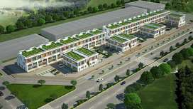 505 sq.ft. DSS with double height first floor on sale in District One