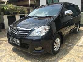 Dijual Toyota New Innova G Bensin Manual 2.0cc Tahun 2011 Akhir