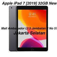 Cicilan/Cash iPad 7 32GB Wifi Onlt [ KTP+SIM ]