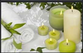 I am searching Spa therapist female jobs