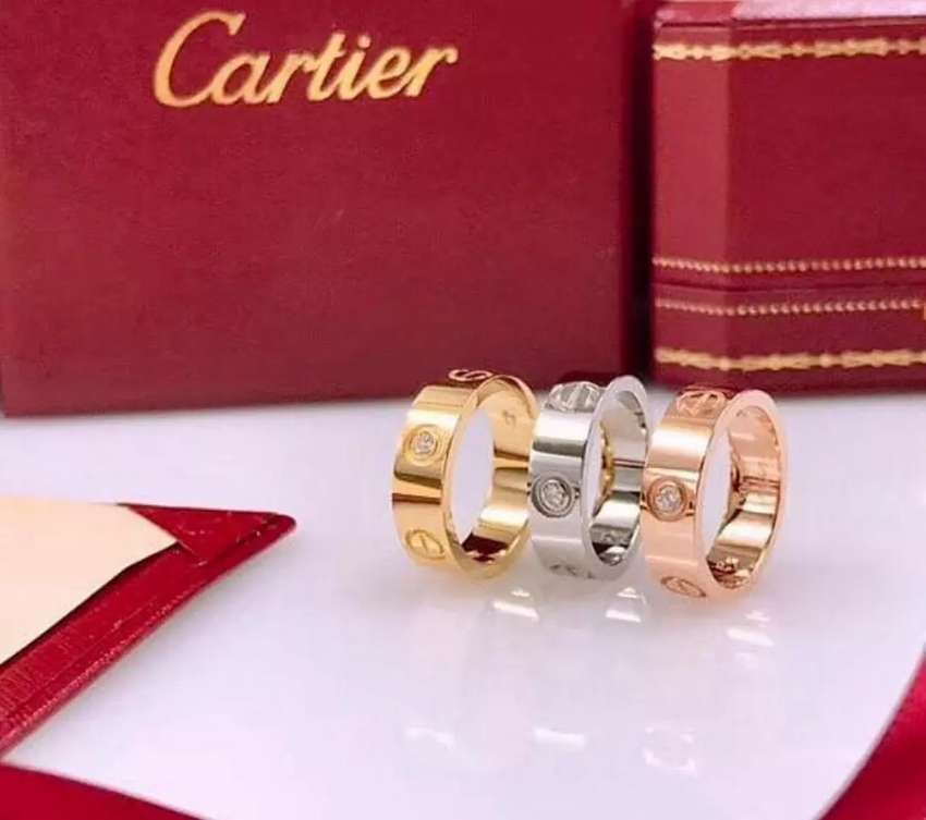 Cartier Rings 0