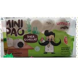 minipao coklat   isi 30pcs