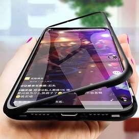 Premium Magnetic Adsorption Case Xiaomi Redmi Note 7