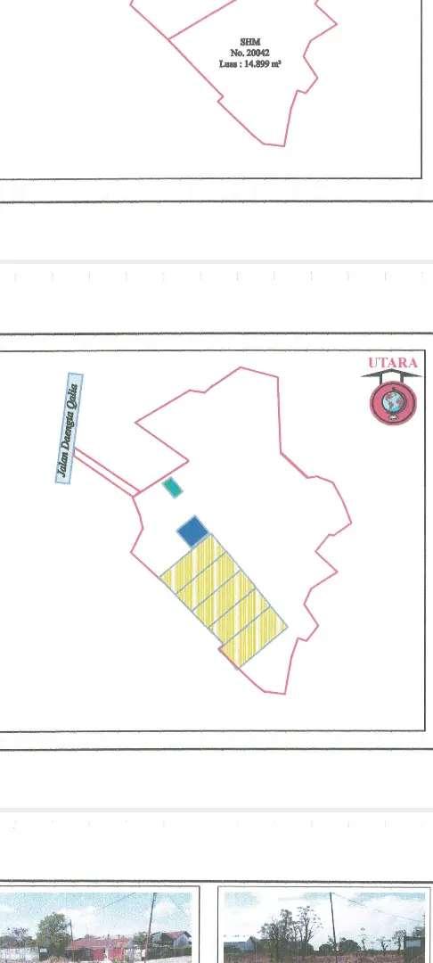 Di jual gudang Luas 4 Hektar