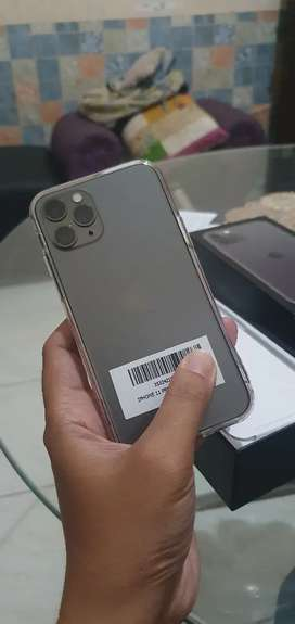 Iphone 11 pro 256gb BH 100% bekas rasa baruu ex inter