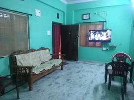 2bhk flat at bhagyasree garden 885sft, north ,old bowenpally, 38 lacs