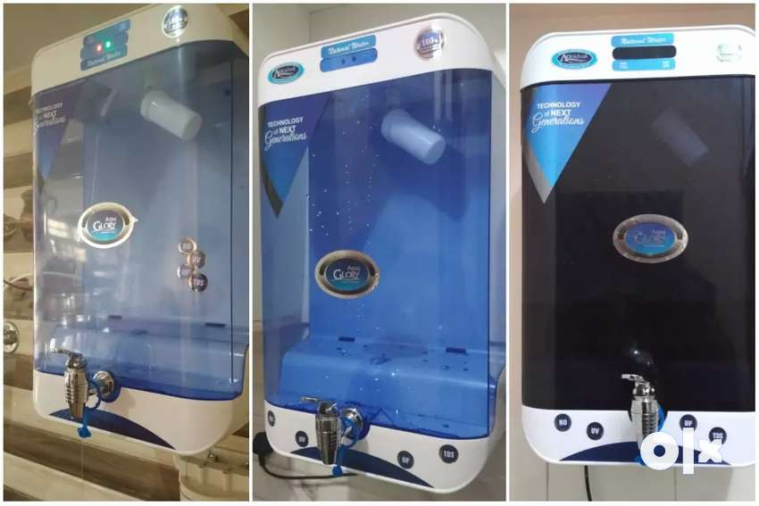 Natural Ro water purifier Kent material body with 7filter insaid