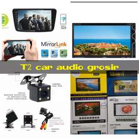 Mantul mumer dvd 2din led 7inc full hd android link plus camera hd