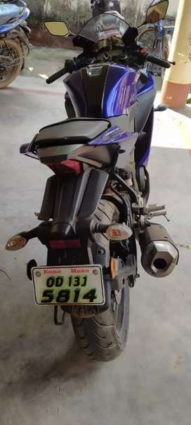 Good condition Yamaha R15