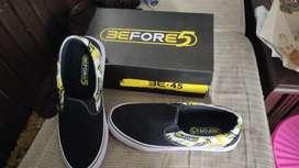 sepatu before 5