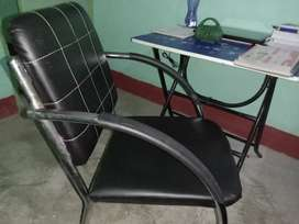 New chair in a superb condition