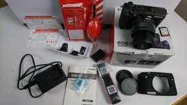 Canon EOS M6 Kit 15-45mm Mirrorless