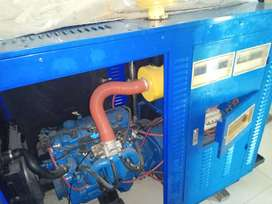 Genset Second Bahan Bakar Gas