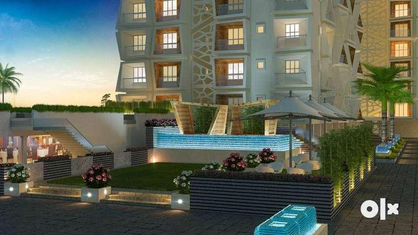 2 BHK Apartment for Sale in Realtech Nirman Hijibiji, Rajarhat 0