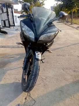 Yamaha R15 v2 Black