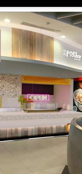 Team Toko - POPCHOP  - Resinda Park Mall Karawang