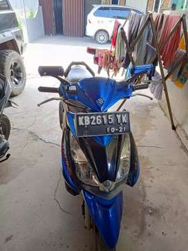 Motor second skydrive 125 cc tahun 2011