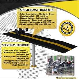 Tanyakan saja Hidrolik Mobil Motor IKAME STORM BIKE Paling Profesional