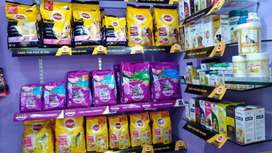 """Pet food and Accessories shop """"The DogSpot"""""""