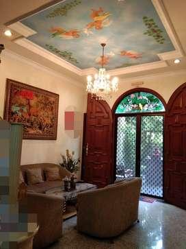 Dijual Rumah semi furnish dekat jalan Rajawali Pusat Kota Super CEPAT.