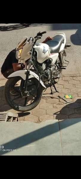 Honda sb shine 125cc