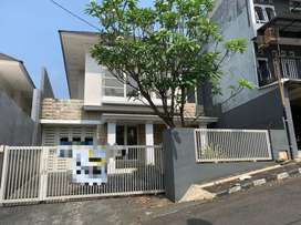 Dijual cepat rumah modern siap huni di kawasan Dieng malang