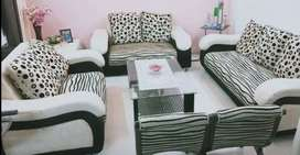 Bed sofa dining table