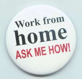 Ad promotional job from home based