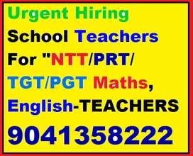 CBSE school Kharar-Required  PRT Maths TGT/PGT English/Hindi-TEACHERS