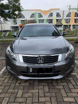 Honda Accord 2.4 VTI-L AT 2011 (Istimewa KM Rendah)
