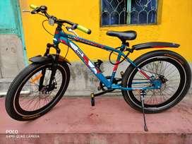 Tata single gear cycle