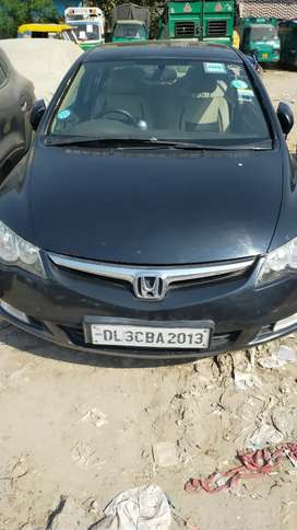 Honda civic Z black ok conditions