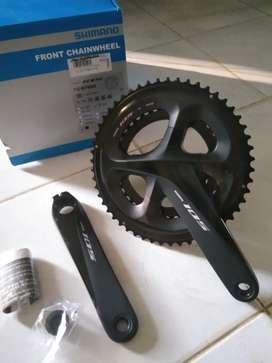 Crank Shimano 105 R 7000