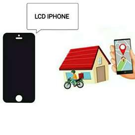GANTI LCD TOUCHSCREEN IPHONE 6S Original PASANG DI RUMAH ANDA
