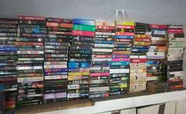 Personal collection (not shop) - English novels for RS.45