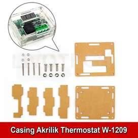 Casing Thermostat W-1209 akrilik bening