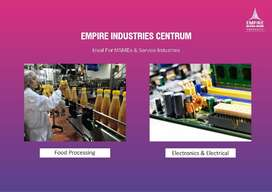 Industrial galas sale in ambernath for 26lac
