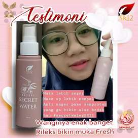Natural secret water in recomend