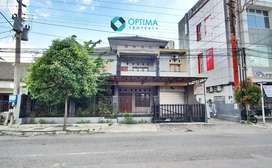 Rumah bs u/ usaha JL RW Monginsidi kota kodya jogja dekat jl Magelang