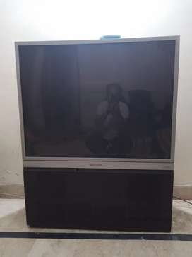"""genuine Panasonic 50"""" large screen with woofers installed"""