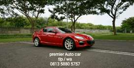 Mazda RX 8 Facelift Thn 2009 , Red On Red!!