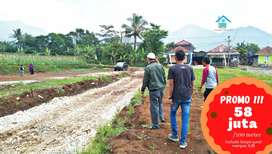 Tanah kavling murah berkonsep agrowisata dibogor timur
