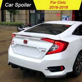 Spoilers for all cars